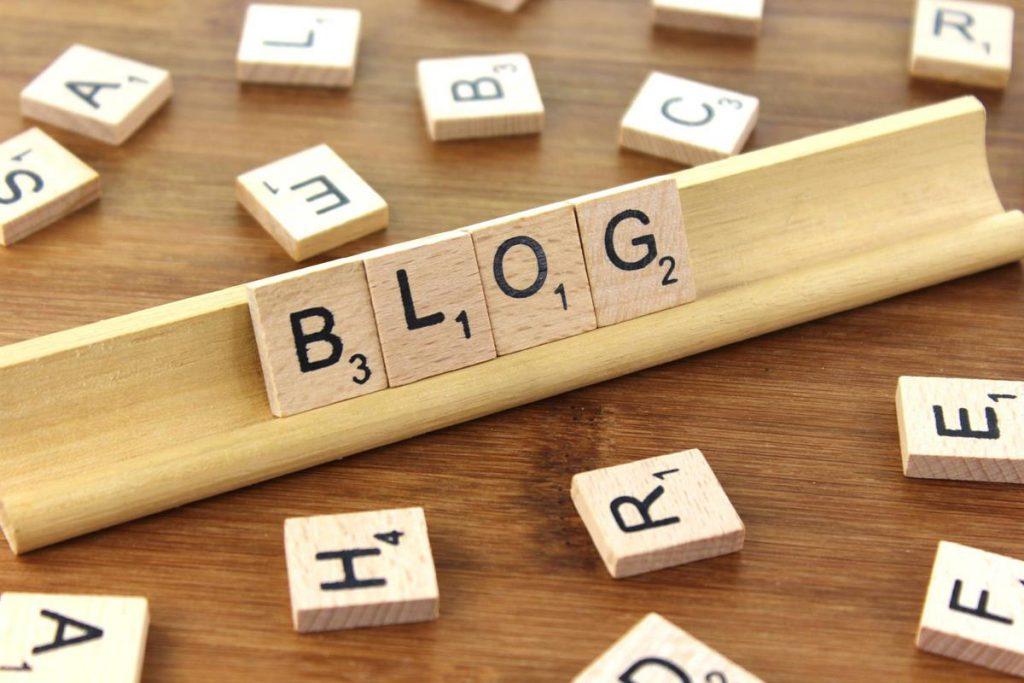 blogs. Redacción de contenidos