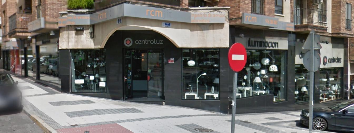 tienda lamparas diseño Madrid