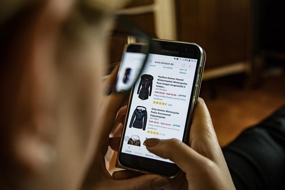campaña del m-commerce