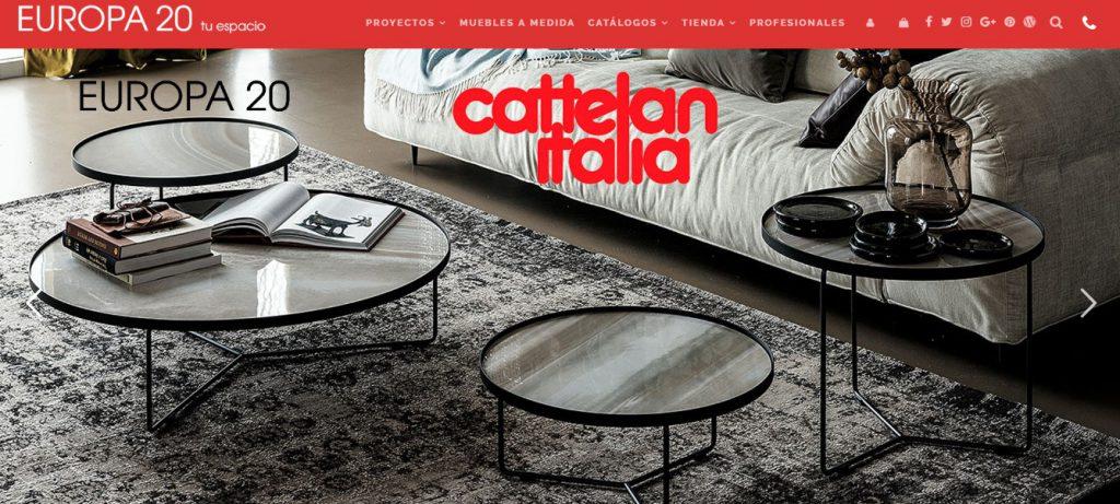 europa 20 tienda online muebles madrid
