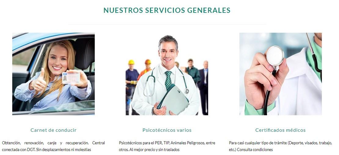 Centro de reconocimientos médicos
