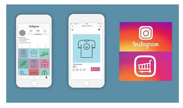 Tienda online en Instagram