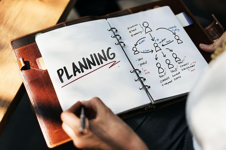 Plan de contenido en redes sociales