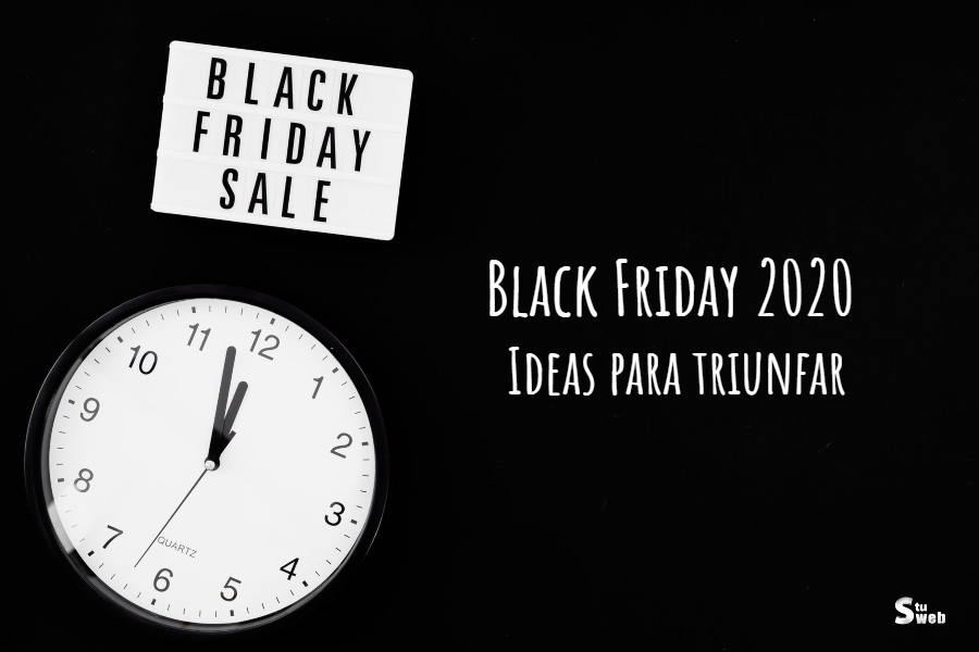 estrategia black friday 2020