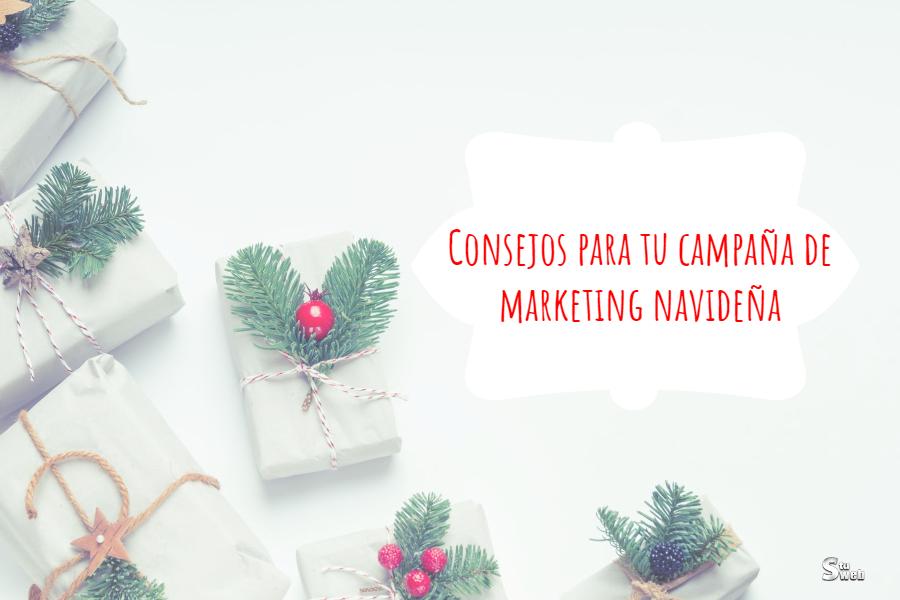 Consejos para tu campaña de marketing navideña