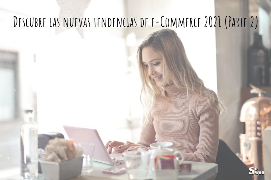 novedades e-commerce 2021
